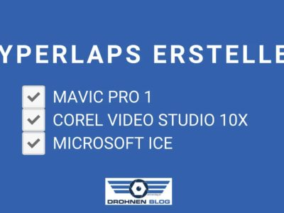 Hyperlaps mit Corel Video Studio 10X