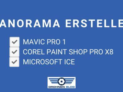 Microsoft ICE – Panorama erstellen wie ein Profi