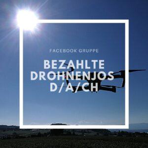 Bezahlte Drohnen Jobs D-A-CH